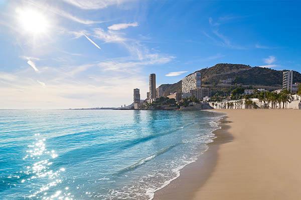 Kör-élet Spanyolországban Costa Blanca Szeretet Fénye