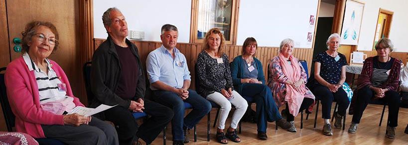 Szeretet Fénye nemzetközi jelenlét Walesi találkozó 22
